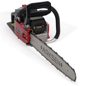 arksen gas chainsaw 45cc