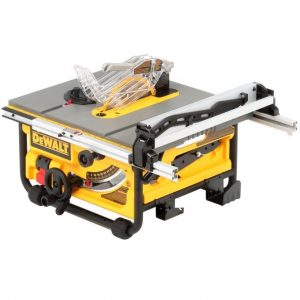 dewalt stationary table saw dw745