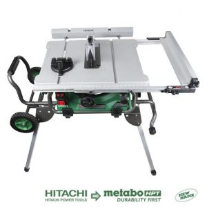 hitachi table saw c10rj