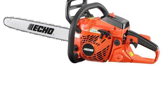 chainsaw for cutting firewood
